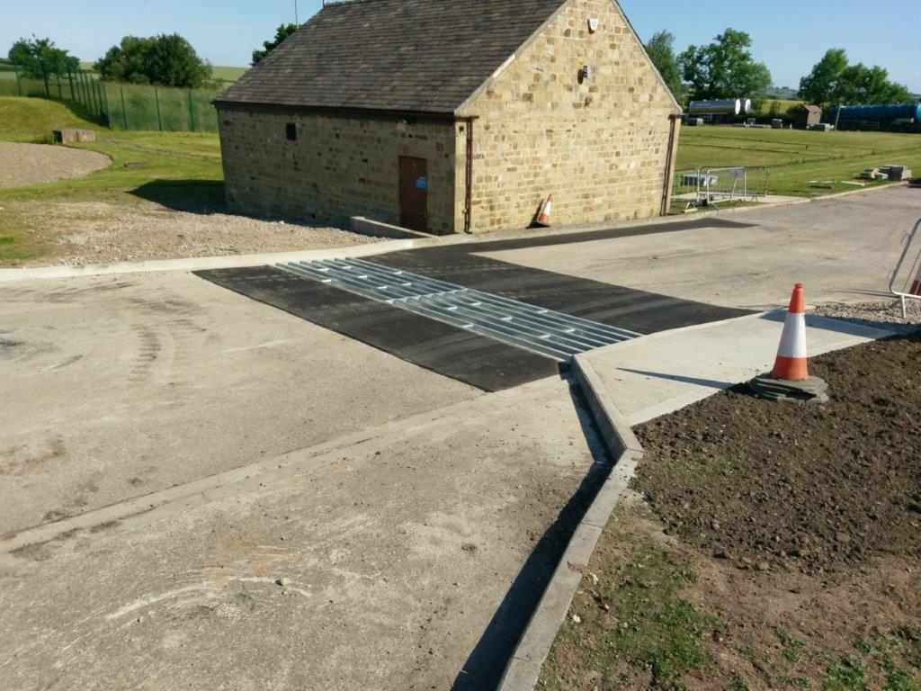 Drainage Catch Pits   Blackburn & Roberts Ltd