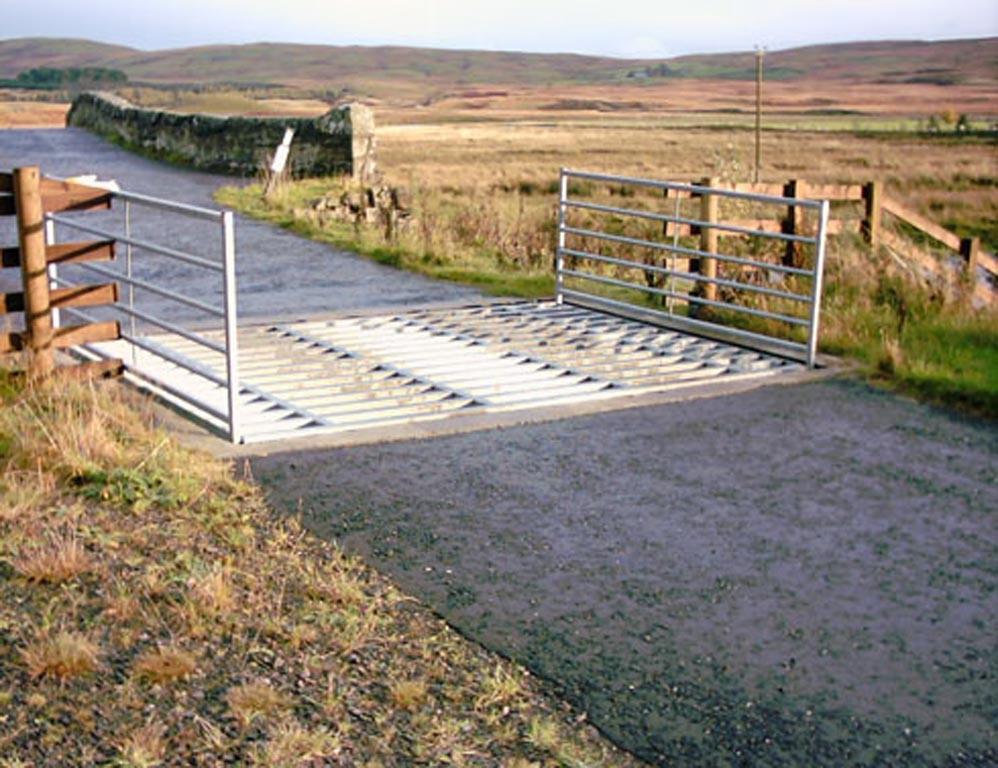 Cattle Grids For Highways Blackburn Roberts